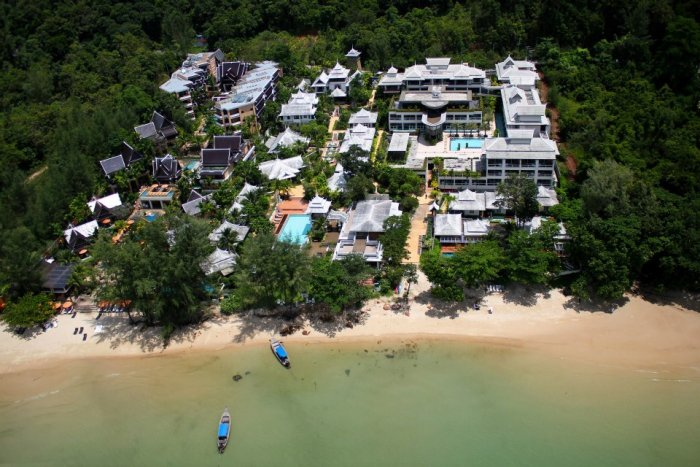 Anyavee tubkaek beach resort 4