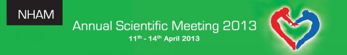 NHAM Annual Scientific Meeting 2013