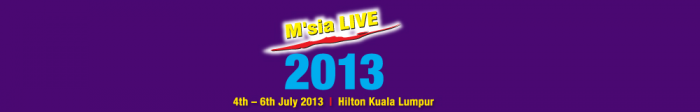 MY LIVE 2013 with Live Transmission