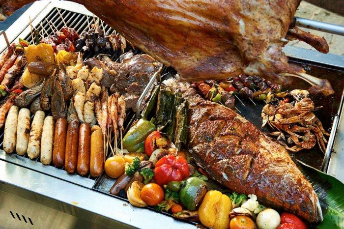 Enjoy Glorious Buffet Dinner Terazza Brasserie Dorsett Grand