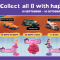 Free Hot Wheels Toy with Purchase of McDonald's Happy Meal