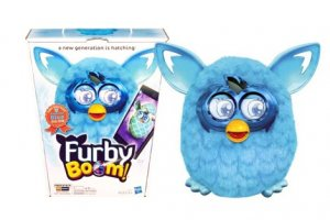 how to get furbys to talk to each other