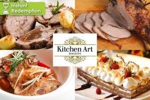 Weekend International Hi Tea Buffet At Kitchen Art Brasserie In 4