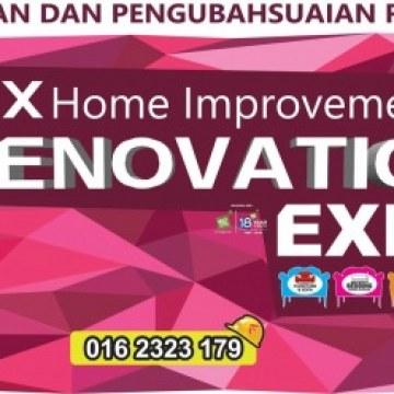 Malaysia International Home Renovation Expo (Part 2) 2016