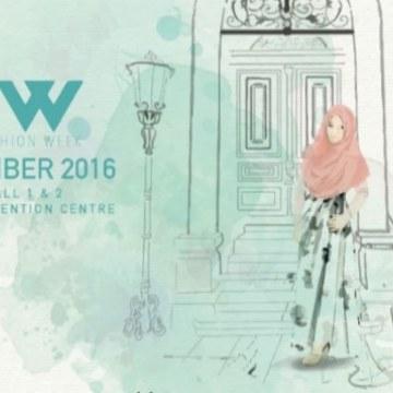 Asia Islamic Fashion Week 2016