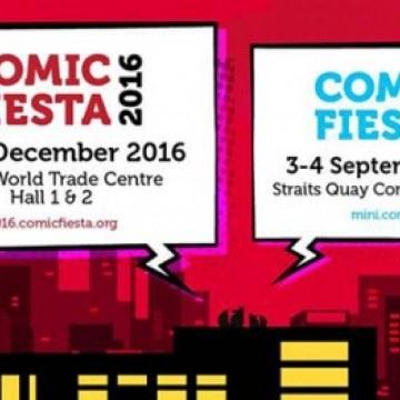 Comic Fiesta 2016
