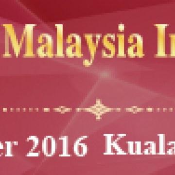 Malaysia International Jewellery 2016 (Spring Edition)