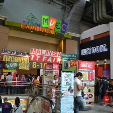 Malaysia IT Expo 2016 / 2017