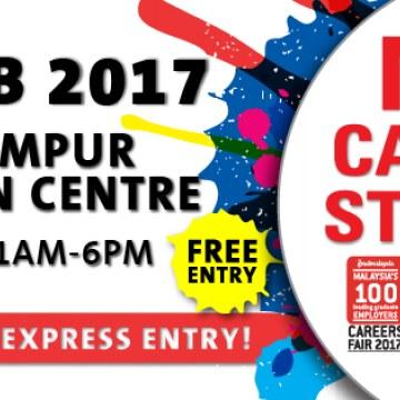 Mega Careers & Study Fair 2017