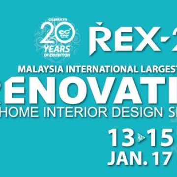 Malaysia International Premier Rex Renovation & Home Interior Design Show 2017