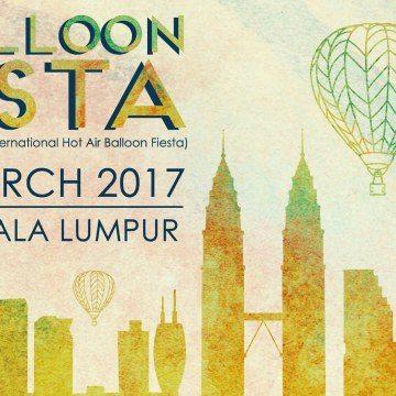 The 9th Myballoon Fiesta - Myballoonfiesta 2017