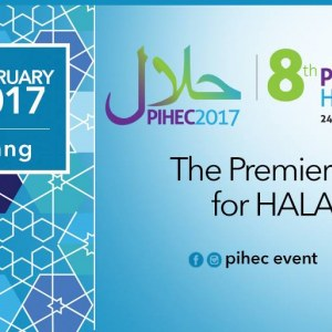 Penang International Halal Expo & Conference - PIHEC 2017