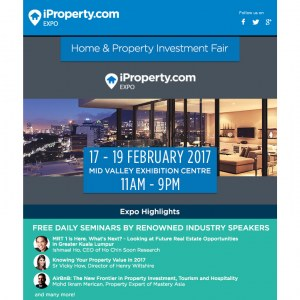 iProperty.my Home & Property Investment Fair 2017