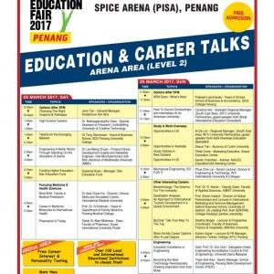 STAR Education Fair 2017 Penang