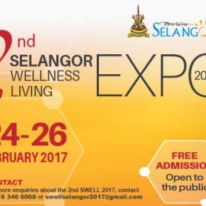 2nd Selangor Wellness Living Expo 2017