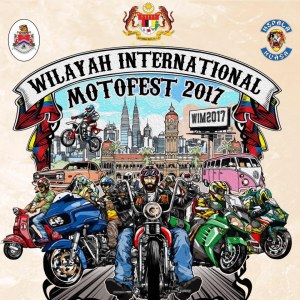 Wilayah International Motofest 2017