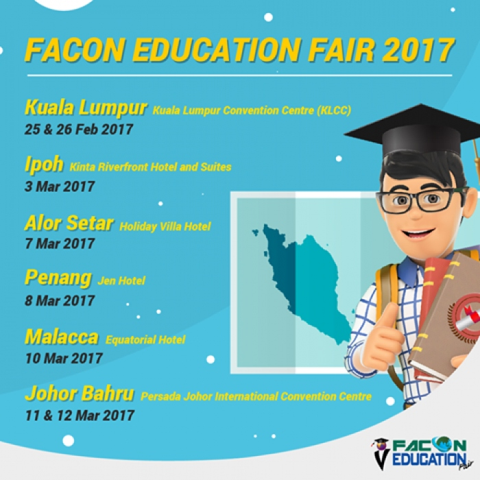 42nd Facon Education Fair 2017