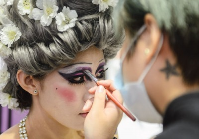 IBE 国际美发-彩妆-美甲大赛 @ IBE国际美容展 2017