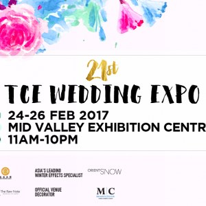 21st TCE Wedding Expo 2017