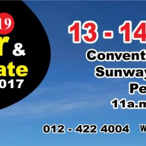 19th Penang Career & Postgraduate Expo 2017