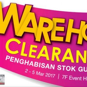 KL Sogo Warehouse Clearance Sale