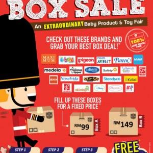 The Parenthood Box Sale