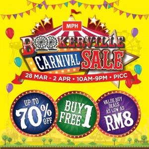 Putrajaya International Book Fair 2017