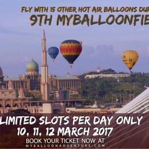 9th MyBalloonFiesta 2017
