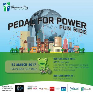 Pedal for Power Fun Ride 2017