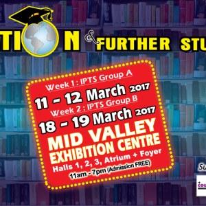 Education & Further Studies Fair - Series 45 (Week 1)