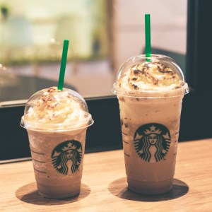 Starbucks MyTown Cheras Opening Offer - Buy One Free One Frappuccino