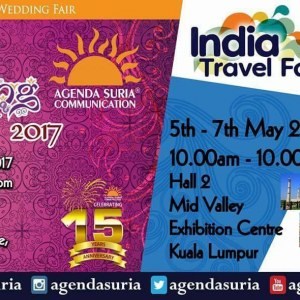 Indian Wedding Fair 2017 + India Travel Fair 2017