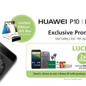 Huawei P10 Roadshow