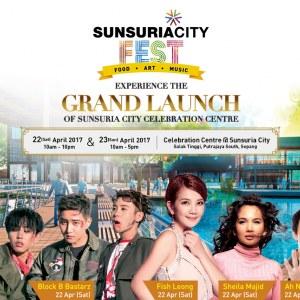Sunsuria City Fest - Grand Launch of Sunsuria City Celebration Centre