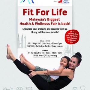 The Star Health Fair - FitForLife KL 2017