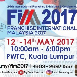 Franchise International Malaysia & International Franchise Conference - FIM2017