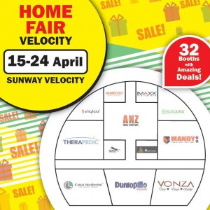 BIG HOMExpo Home Fair @ Sunway Velocity Mall