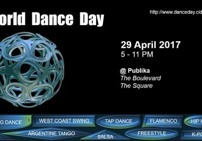 World Dance Day @ Publika