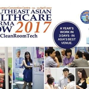 20th SEA Healthcare and Pharma Show 2017