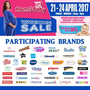 Mom & Baby Warehouse Sales