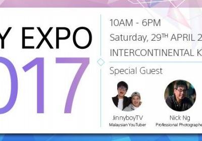 Sony Expo 2017