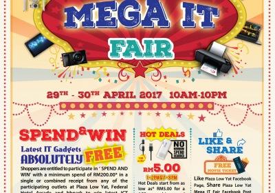 Plaza Low Yat Mega IT Fair