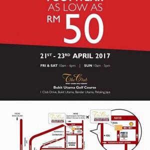 Clarks Warehouse Sale 2017 - Footwear From RM50
