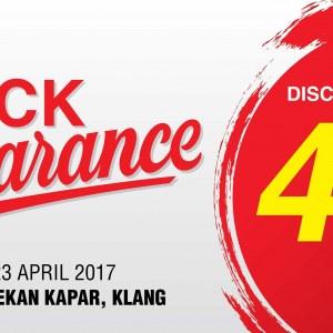 SenHeng Kapar Move-out Clearance Sale