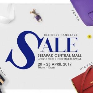 Celebrity Wearhouz Awesome April Deals - Designer Handbags Sale Up To 60% Off