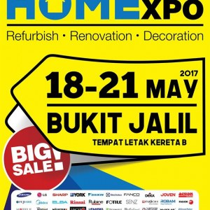 BIG HOMExpo - Refurbish Renovation Decoration Fair