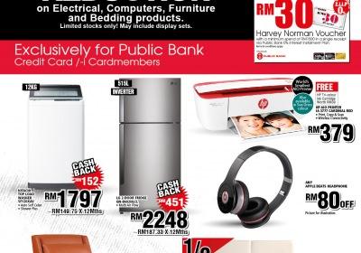 Harvey Norman Massive Price Reduction Sale