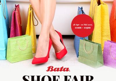 BATA Shoes Fair @ Pearl Point Shopping Mall