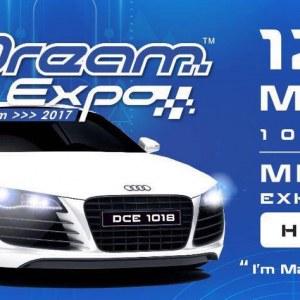 4th Dream Car Expo 2017