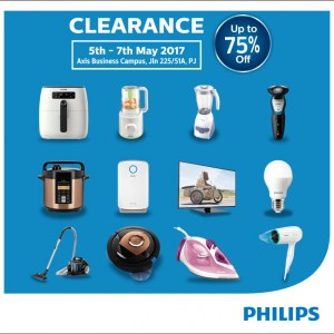 Philips Home Living Warehouse Clearance Sale
